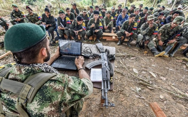 The Revolutionary Armed Forces of Colombia