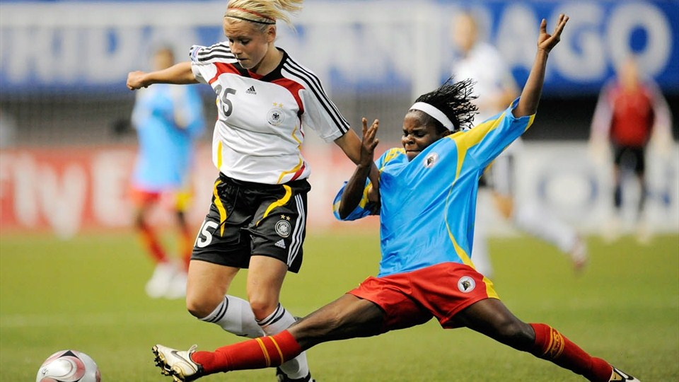 Congolese  Women's football has Gained Momentum