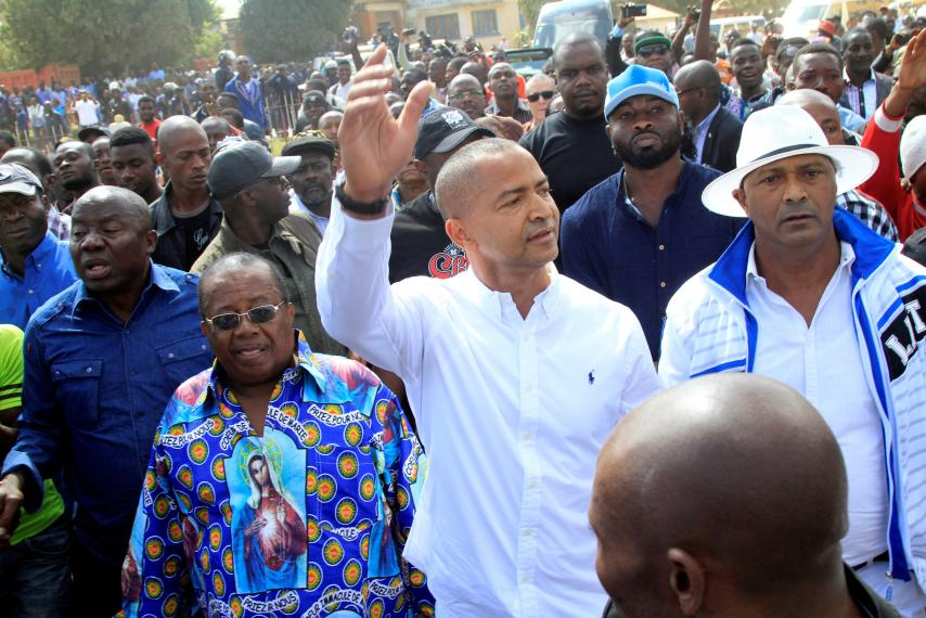 The Congolese pro-Opposition Dialogue
