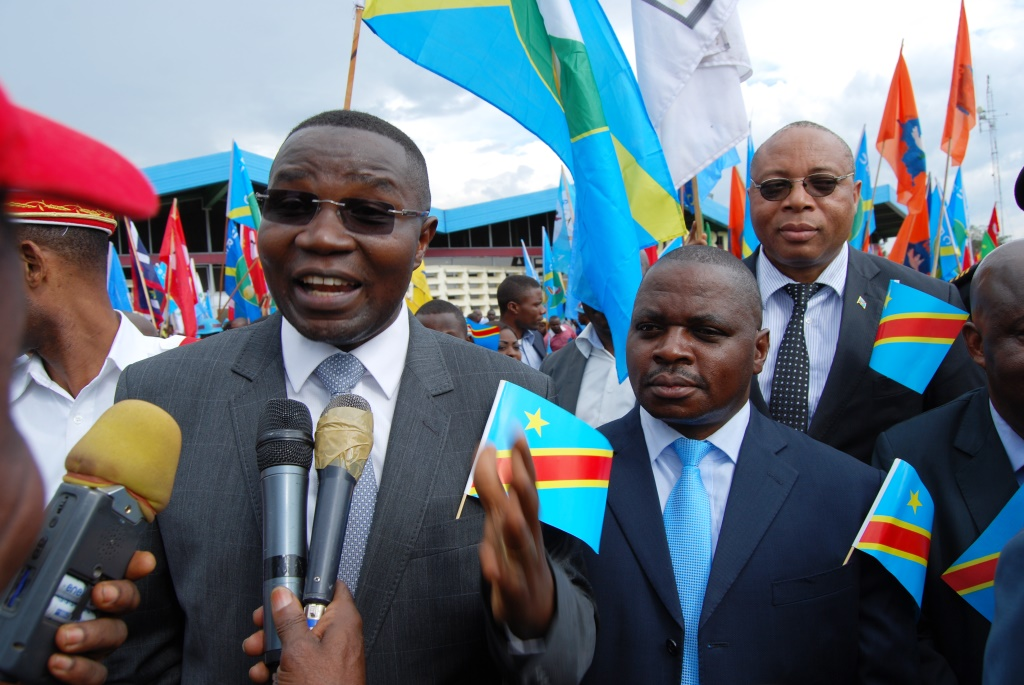 The transformation of DRC Economy