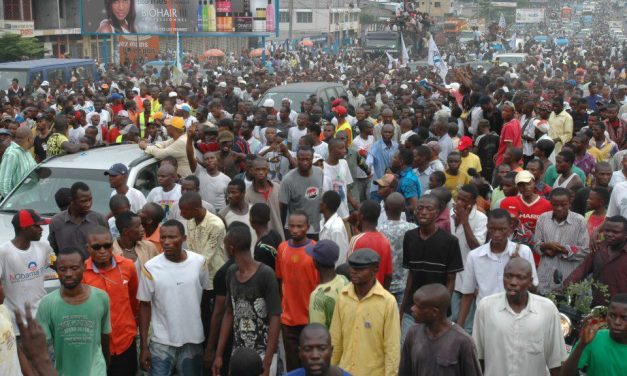 How Congolese Responded to major events that occur in the country