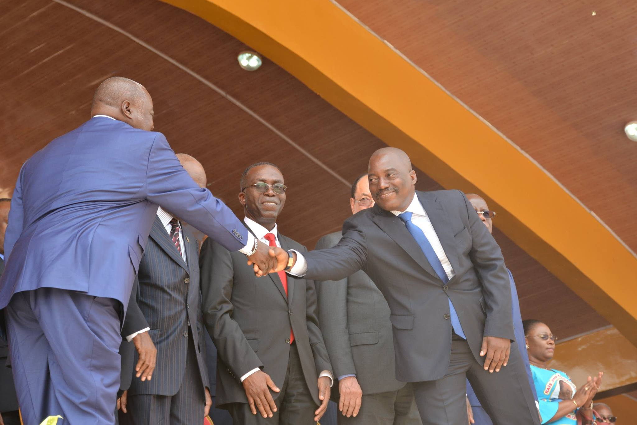 Congolese Public Administration