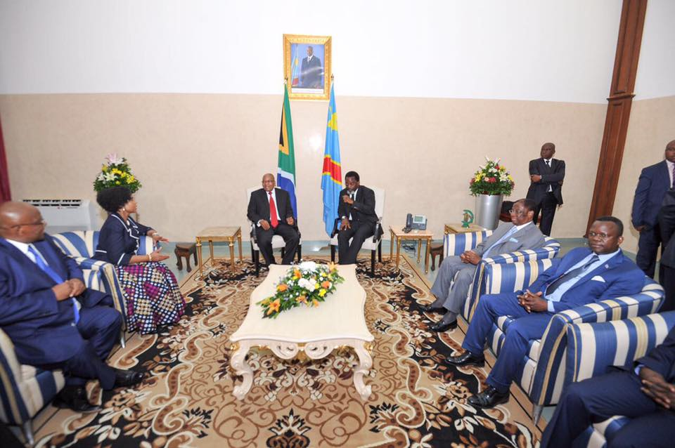 Congolese President