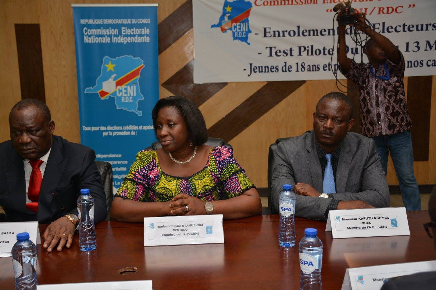 The Congolese Electoral Process Calendar,Has been Released