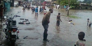 Torrential Rain Destroys Homes in Southern DRC
