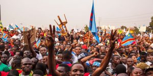 The Congolese Dialogue Road Map Adopted